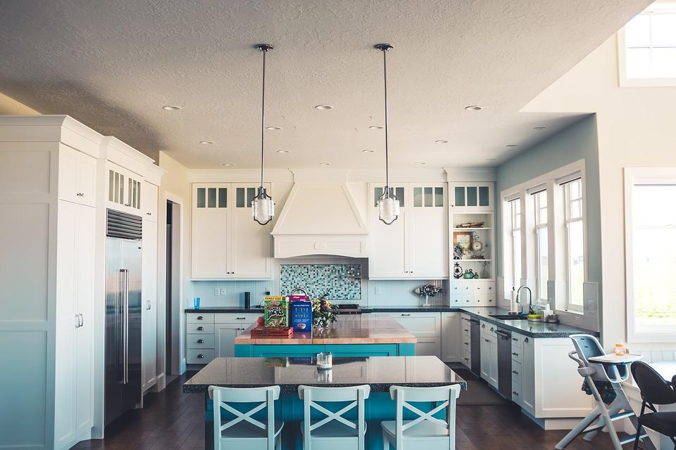 Lampor du måste ha i ditt kök